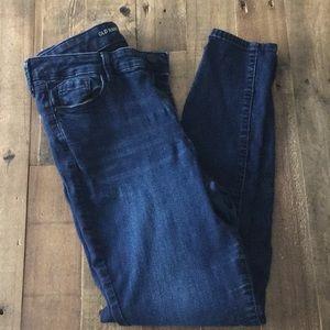 3/$25 Old Navy Rockstar Jeans Size 10 Regular